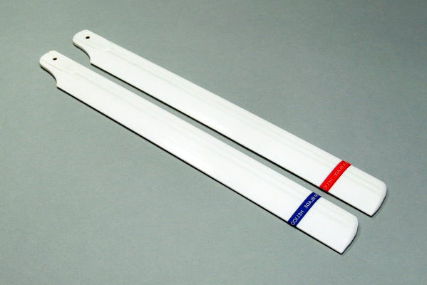 RC Plastic 290mm RC Model Helicopter Main Blades (2pairs) CA114