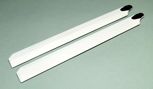 R/C Hobby Wood 315mm RC Model Helicopter Main Blades (2pairs) CA107