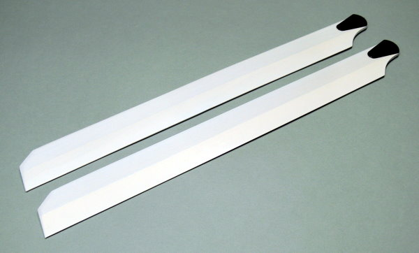 R/C Hobby Wood 325mm RC Model Helicopter Main Blades (2pairs) CA108