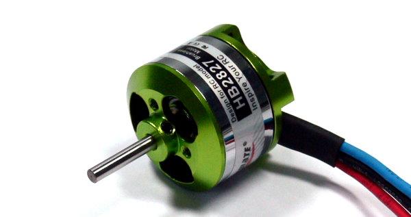 HOBBYMATE RC Model HB2827 R/C Hobby Outrunner Brushless Motor 1450Kv OM275