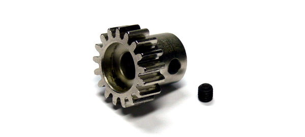 HOBBYWING RC 32P 17T 5mm Shaft Steel Pinion R/C Hobby Motor Gear AC169