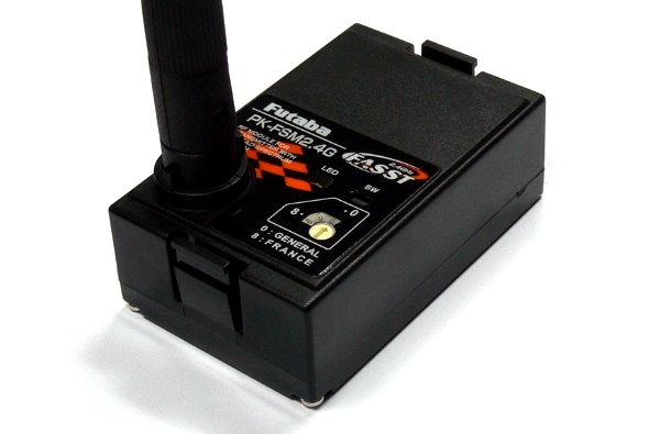 Futaba RC Model PK-FSM2.4G 2.4GHz R/C Hobby Transmitter RF Module TR560