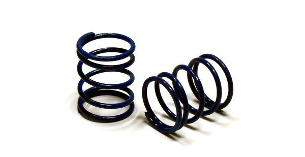 Tamiya RC Model Damper Spring (Medium-Hard, 2pcs) 53750