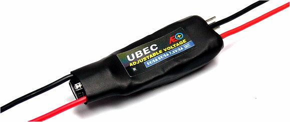 AEO RC Model Adjustable Voltage 5V/5A 6V/5A 7.2V/5A R/C Hobby UBEC BEC AC895
