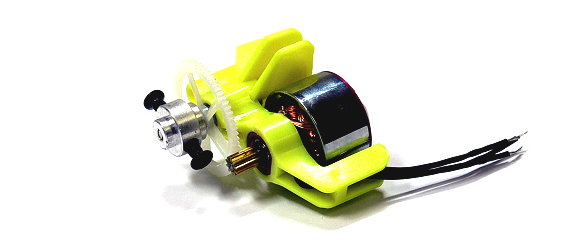 AEO RC Airplane Model 6000KV R/C Outrunner Brushless Motor & Gear Box OM424