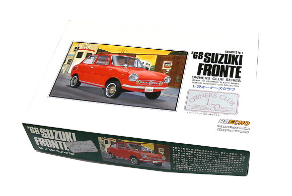 ARII Automotive Model 1/32 Cars Owners Club 68 SUZUKI FRONTE NO.26 51002 A5102