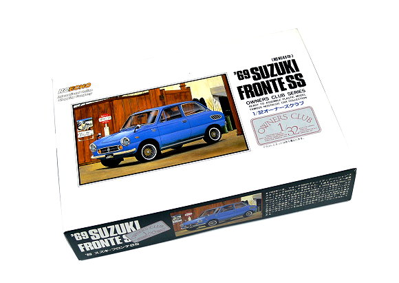 ARII Automotive Model 1/32 Cars Owners Club 69 SUZUKI FRONTE SS 30 51006 A5106