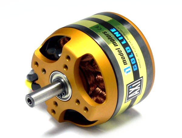 AXI Model Motors Gold Line 5325/18 RC Hobby Outrunner Brushless Motor OM554
