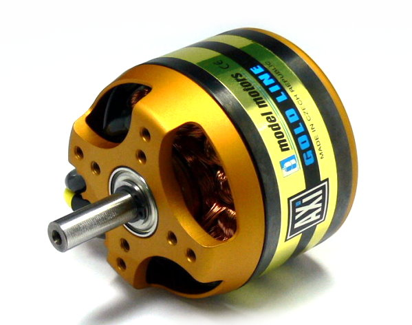 AXI Model Motors Gold Line 5325/20 RC Hobby Outrunner Brushless Motor OM552