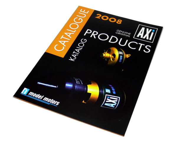 AXI Model Motors Products Catalogue 2008 (English) AC070