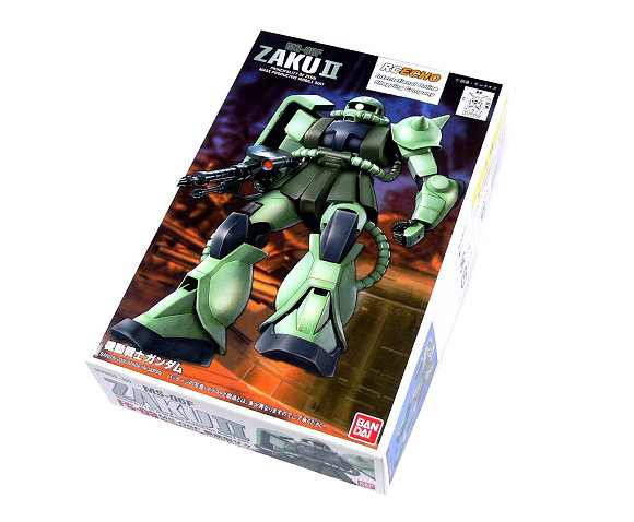 Bandai Hobby Japan FG Gundam Model 1/144 FG-03 MS-06F ZAKU II 0076159 GF480