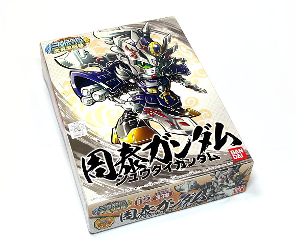 Bandai Hobby Japan BB Gundam SD 338 Shuutai Gundam Model 0160395 GS338