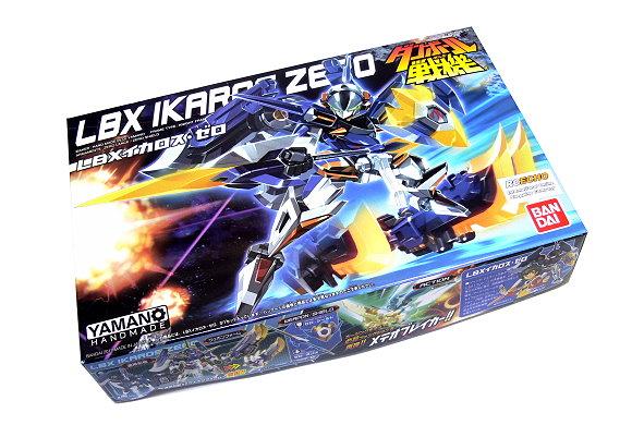 Bandai Hobby Figure & Anime LBX 031 Ikaros Zero Model 0176939 KA503