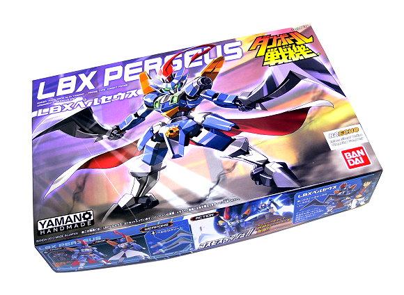 Bandai Hobby Figure & Anime LBX 019 Perseus Model 0173912 KA497