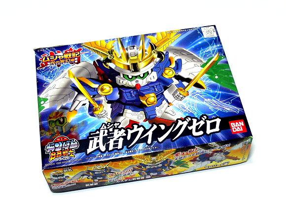 Bandai Hobby Japan BB Gundam SD 192 Musha Wing Zero Model 0071876 GS192