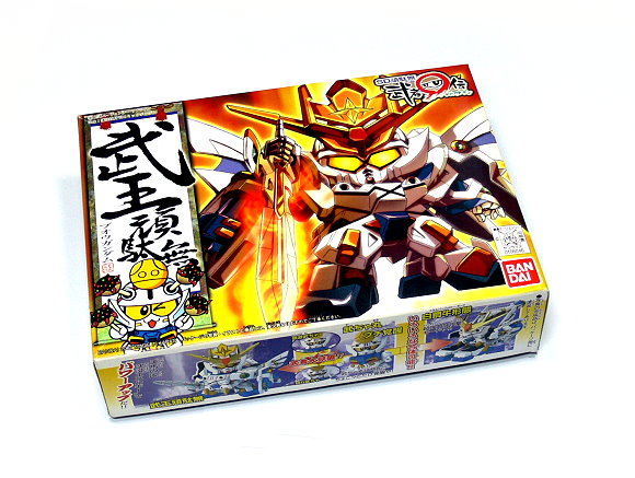 Bandai Hobby Japan BB Gundam SD 223 Buou Gundam Model 0106046 GS223
