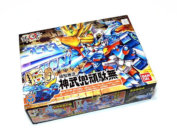 Bandai Hobby Japan BB Gundam 240 Kabuto Gundam Model 0113935 GS240