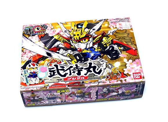 Bandai Hobby Japan BB Gundam 249 Bushi Maru Gundam Model 0117991 GS249