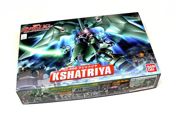 Bandai Hobby Japan BB Gundam 367 UC Unicorn Kshatriya Model 0170963 GS367