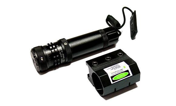 JG-BA Green 532nm Laser Pointer Pen 5mW Beam Light Laser Sight LS600