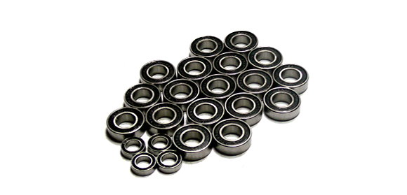 RCS Model Bearing Set for Caster Racing RC F8T Factory Pro Electric BG820