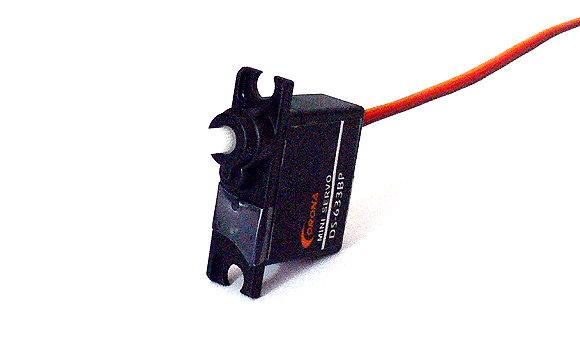 Corona RC Model DS-633BP Plastic Gear R/C Hobby Digital Servo SS711