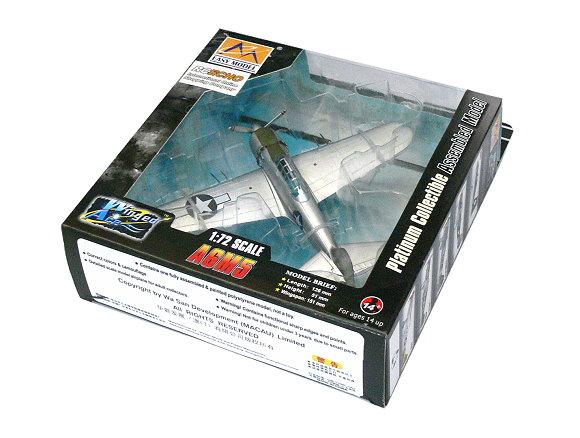 EASY MODEL Aircraft Model 1/72 A6M5 America Technica Intelligence 36354 E6354