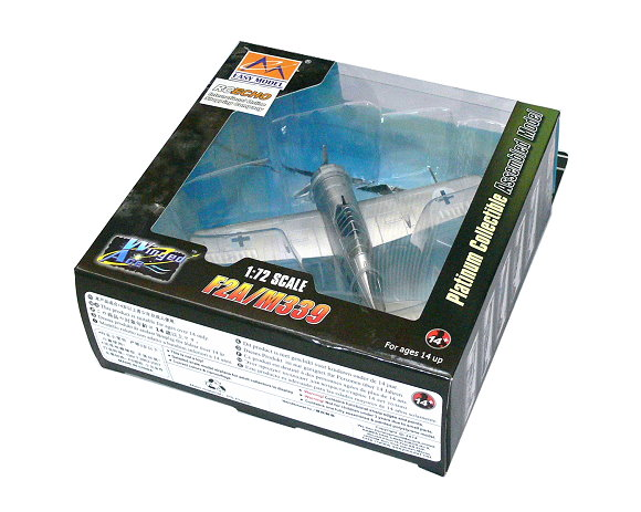 EASY MODEL Aircraft Model 1/72 F2A/M339 BW-352 (Finished) 36384 E6384