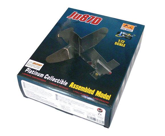EASY MODEL Aircraft Model 1/72 Ju87D-5 102/1 1943 (Finished) 36388 E6388