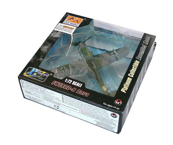 EASY MODEL Aircraft Model 1/72 FW190D-9 Dora IV/JG2 1945 (Finished) 37264 E7264