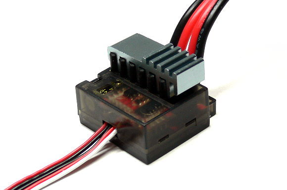 EL Model 300A RC Brushed Motor Speed Controller ESC for R/C Hobby Car Ship SE090