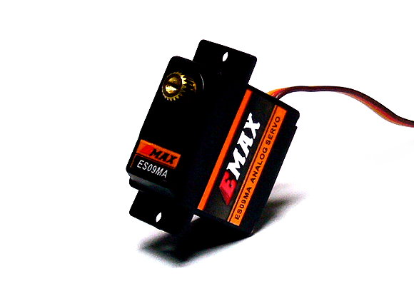EMAX Model ES09MA Dual-Bearing Specific Swash Servo for 450 Helicopters SS804