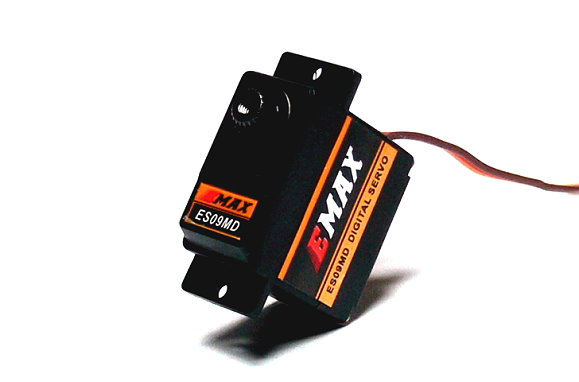 EMAX Model ES09MD Dual-Bearing Specific Swash Servo for 450 Helicopters SS800