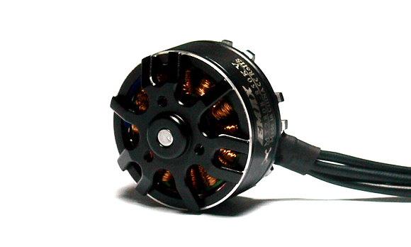 EMAX Model MT2808 KV580 Outrunner Brushless Motor & Adaptor (CCW Thread) OM038