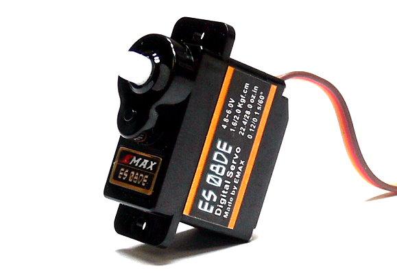 EMAX Model ES08DE RC Plastic Gear R/C Hobby Digital Servo SS794
