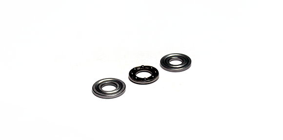 RCS Model F6-14M/C Ceramic Thrust Ball Bearing (6x14x5mm, 5pcs) CC390