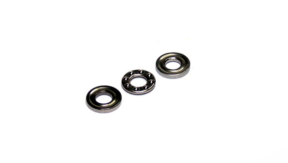 RCS Model F4-9M High Precision Thrust Bearing (4x9x4mm, 10pcs) CS348