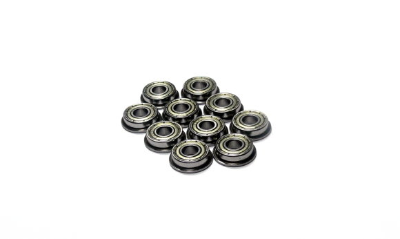 RCS Model F695ZZ High Precision Bearing (5x13x4mm, 10pcs) CS232