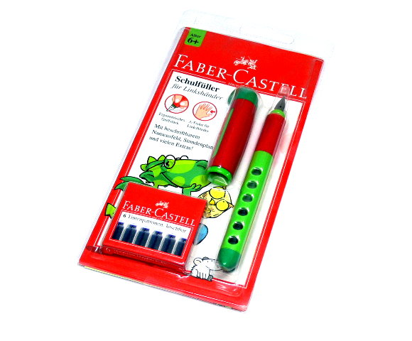 Faber Castell Others Fountain Pen Scholar Left Hander 149803 PB454