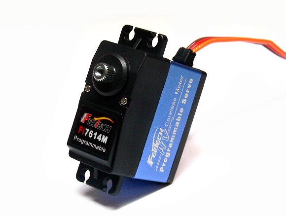 FEETECH RC Model Fi7614M Metal Gear R/C Hobby Digital Servo SS845