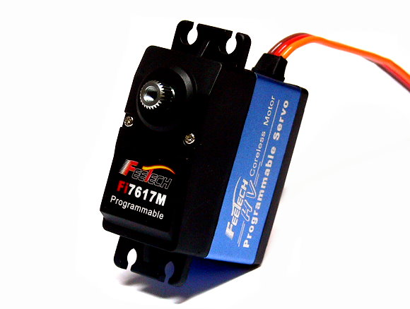 FEETECH RC Model Fi7617M Metal Gear R/C Hobby Digital Servo SS846