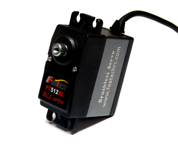 FEETECH RC Model FT512BL Metal Gear R/C Hobby Digital Servo SS852