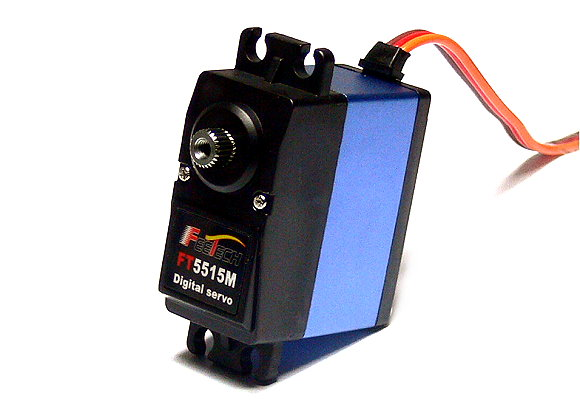 FEETECH RC Model FT5515M Metal Gear R/C Hobby Digital Servo SS843