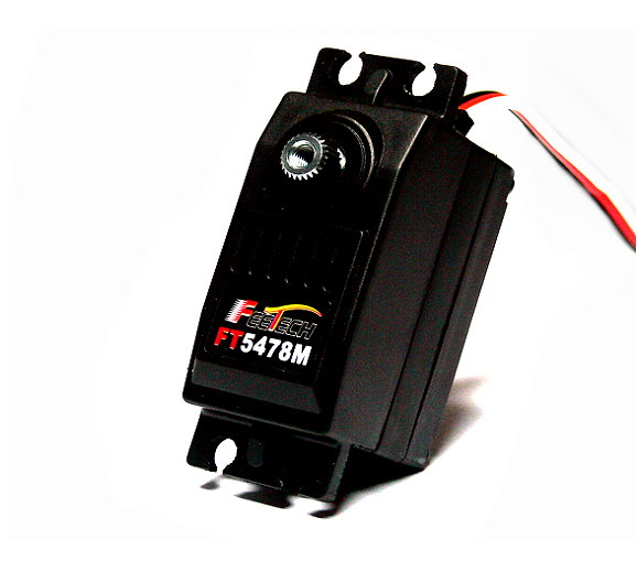 FEETECH RC Model FT5478M Metal Gear R/C Hobby Digital Servo SS855