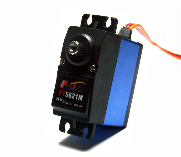 FEETECH RC Model FT5621M Metal Gear R/C Hobby Digital Servo SS853
