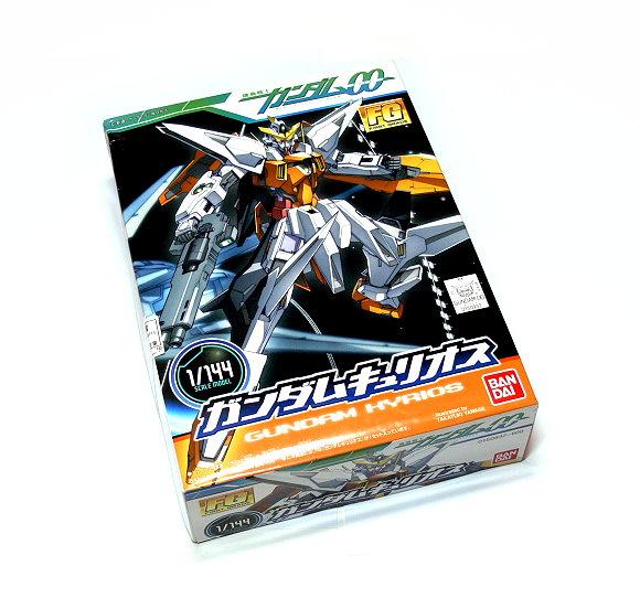 Bandai Hobby Japan FG Gundam Model 1/144 Gundam Hyrios Scale Hobby 0150932 GF495