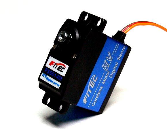 FITEC RC Model FS5614M Alloy Gear R/C Hobby Digital Servo SS866
