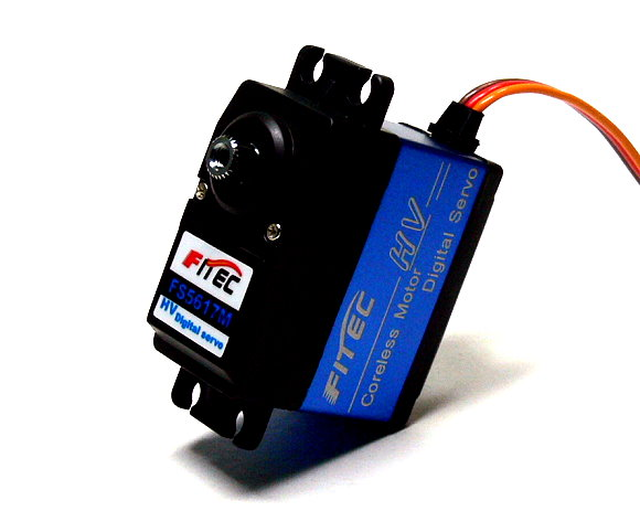 FITEC RC Model FS5617M Alloy Gear R/C Hobby Digital Servo SS868