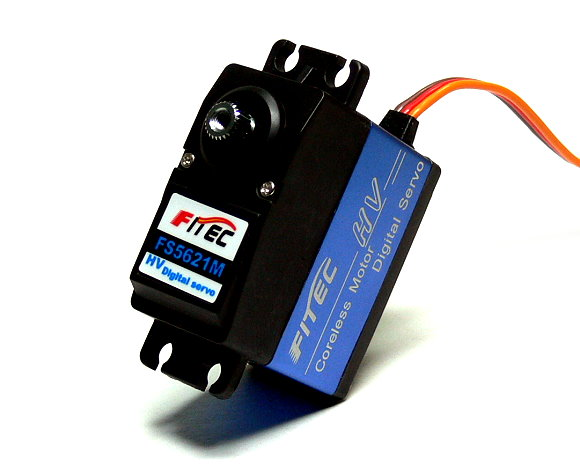 FITEC RC Model FS5621M Alloy Gear R/C Hobby Digital Servo SS870