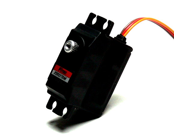 FITEC RC Model FS9257DM Alloy Gear R/C Hobby Micro Servo SS858